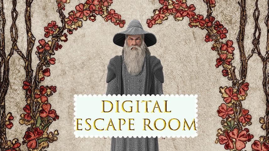 Digitális szabadulószoba - Időmágus