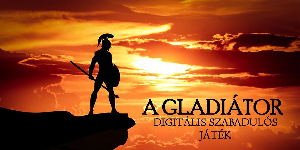 Digitális szabadulószoba - Gladiátor
