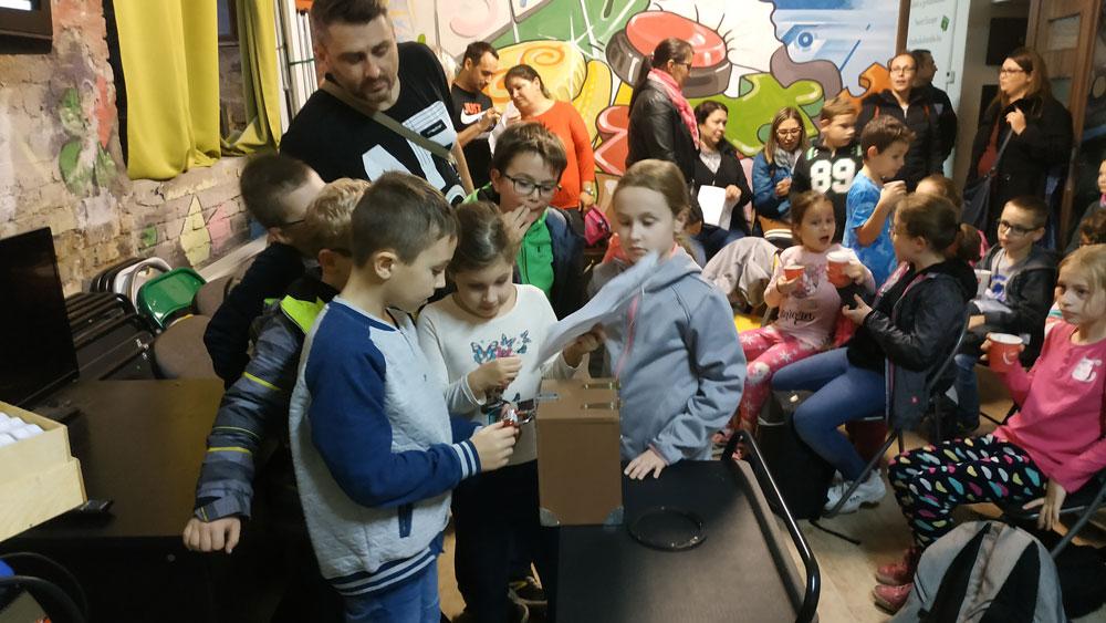 Budapesti kincskereső játék osztálykirándulások részére