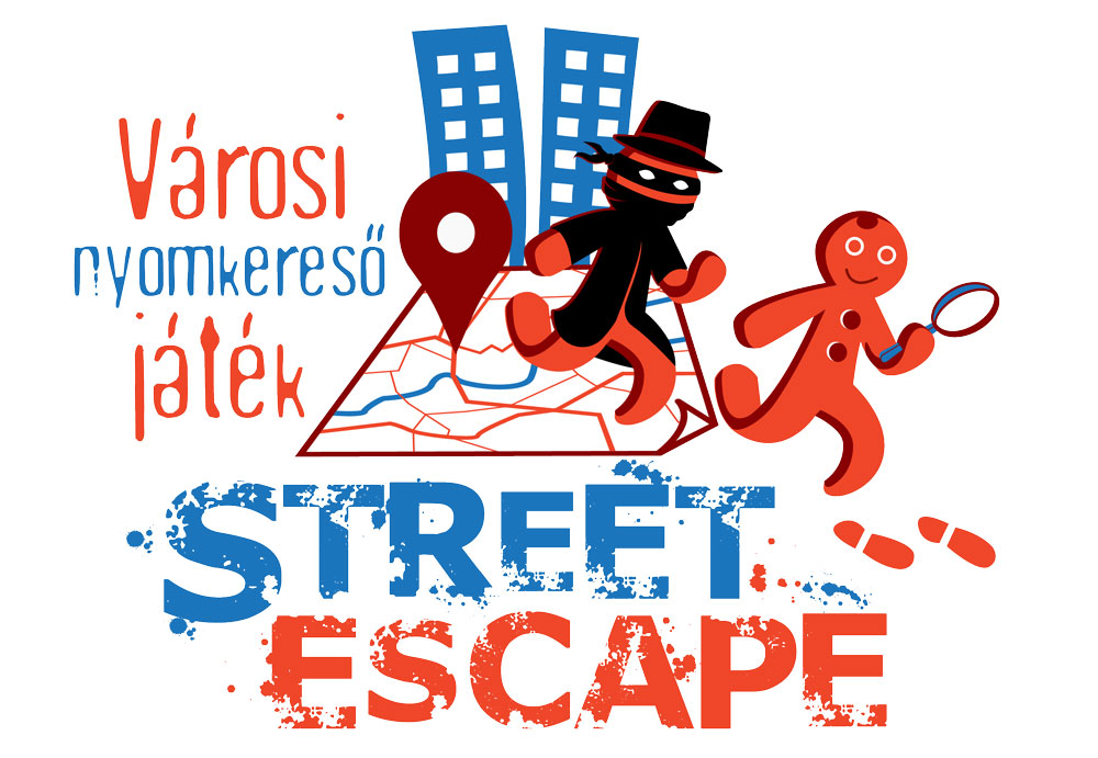 Street Escape - Városi nyomkereső játék
