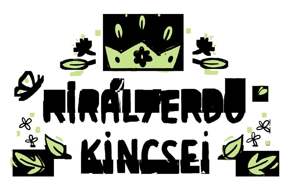 Szabadtéri kincskereső játék a Tamariska dombon
